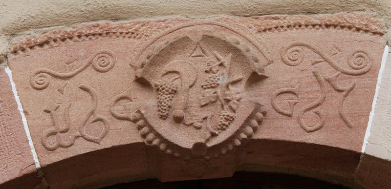 Domaine-gresser-vins-alsace-andlau-grands-crus-Origine de l'emblème GRESSER