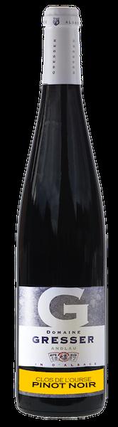 Clos de l'Ourse Pinot Noir-domaine gresser-vins-alsace