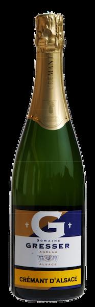 Cremant d'Alsace-domaine gresser-vins-alsace