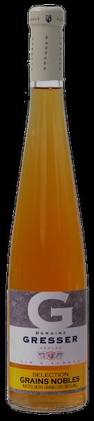 Kastelberg Grand Cru Riesling Grains nobles-domaine gresser-vins-alsace