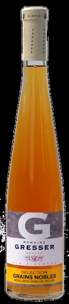 Wiebelsberg Grand Cru Riesling Grains nobles-domaine gresser-vins-alsace