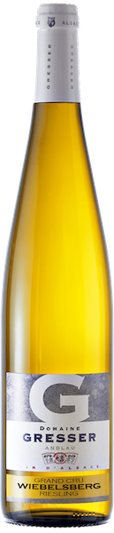 Wiebelsberg Grand Cru Riesling-domaine gresser-vins-alsace